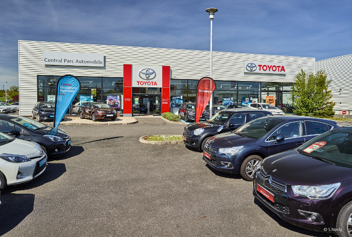 TOYOTA BOURGES